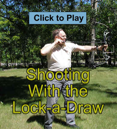 Shooting the Lock-a-Draw draw keep